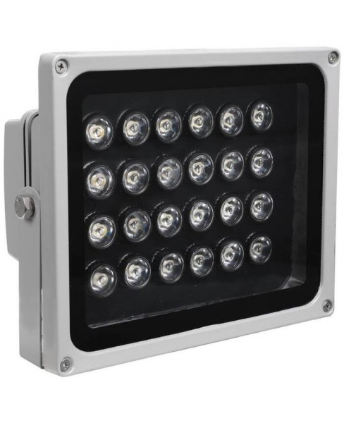 Прожектор СДО 02-20 светодиодный серый дискрет IP65 ИЭК LPDO201-20-K03