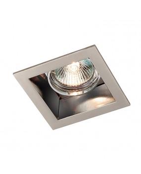 Встраиваемый ПВ светильник IP20 GX5.3 50W 12V BELL NT12 277 никель