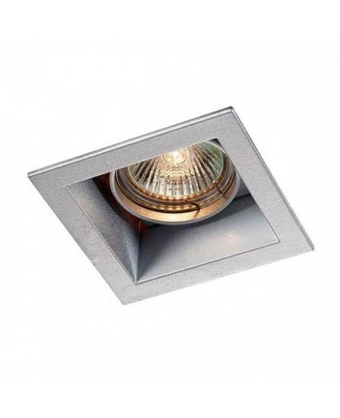 Встраиваемый ПВ светильник IP20 GX5.3 50W 12V BELL NT12 277 алюминий