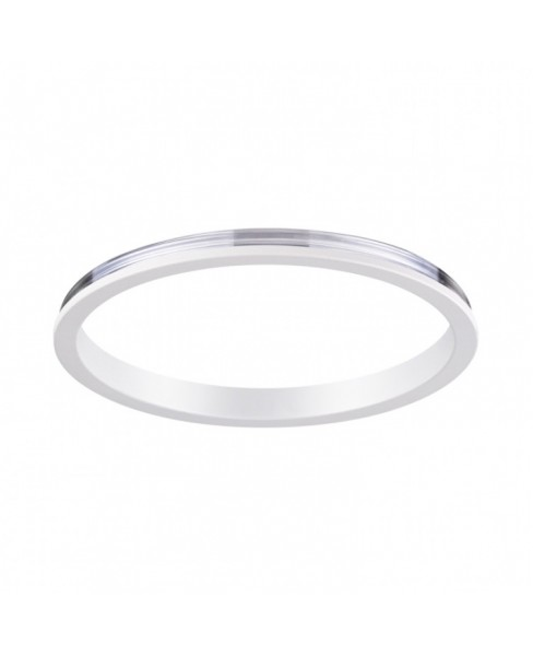 NT19 033 белый Внешнее декоративное кольцо